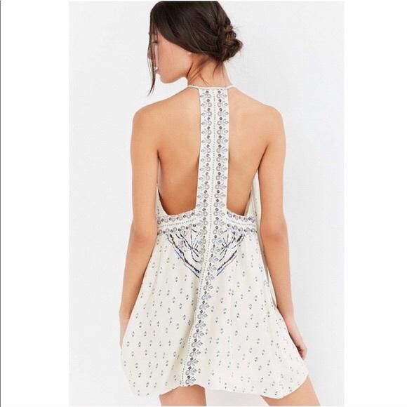 Ecote Gigi T back dress